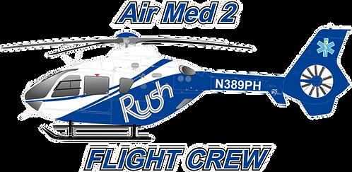 EC135#146 MISSISSIPPI -  AIR MED 2 MERIDIAN