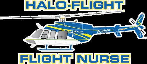 B407#109 - TEXAS - HALO FLIGHT 1