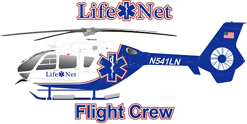 EC135#088 FLORIDA - LIFENET