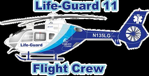 EC135#009  VIRGINIA - LIFEGUARD 11