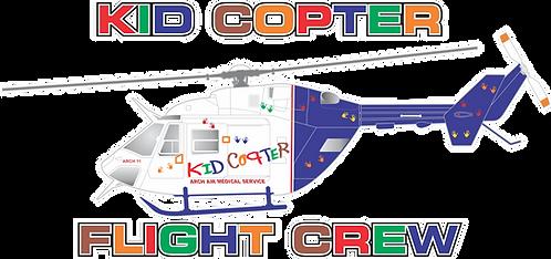 BK-117#029 MO KID COPTER