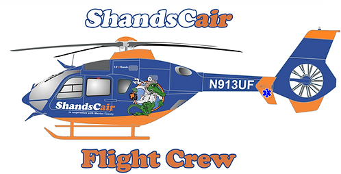 EC135#090 FLORIDA - SHANDSCAIR