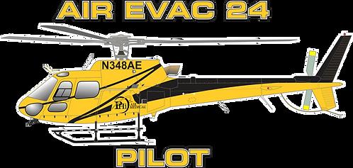 AS350#010- ARIZONA - AIR EVAC 24