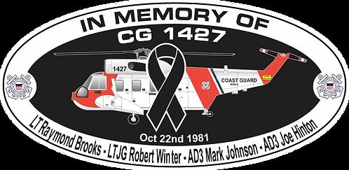 Memorial CG-1427 CGAS MOBILE