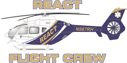 EC135#082 ILLINOIS - REACT