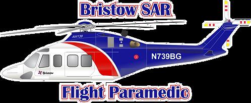 AW139#002 BRISTOW SAR
