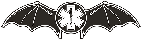 WG#103 NIGHT SHIFT WINGS ROD OF ASCLEPIUS