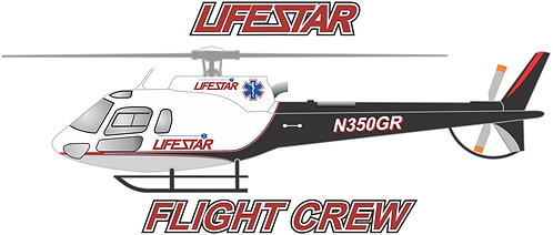 AS350#028 - GEORGIA - LIFESTAR