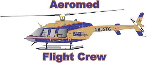 B407#032 - FLORIDA - AEROMED