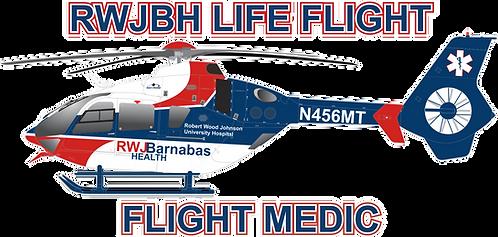 EC135#128 NEW JERSEY - LIFE FLIGHT