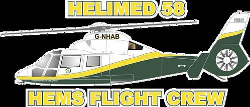 AS365#020 UK - HELIMED 58