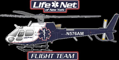 AS350#044 - NEW YORK - LIFENET