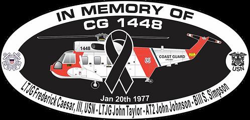 Memorial CG-1448 CGAS CHICAGO