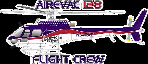 AS350#046 - OKLAHOMA - AIR EVAC 128