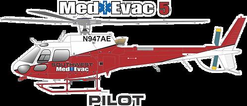 AS350#042 - NEVADA - SOUTHWEST MEDEVAC