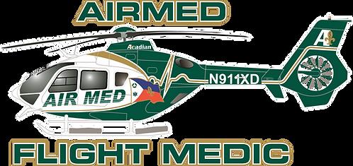 EC135#076 LOUISIANA - AIRMED