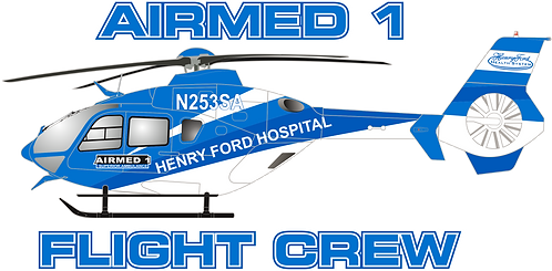 EC135#069 MICHIGAN - AIR MED 1