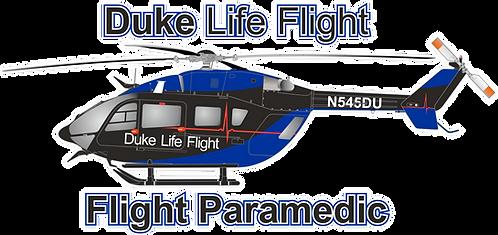 EC145#051 NORTH CAROLINA - DUKE LIFE FLIGHT