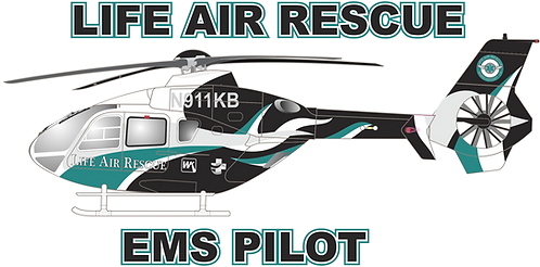 EC135#075 LOUISIANA - LIFE AIR RESCUE