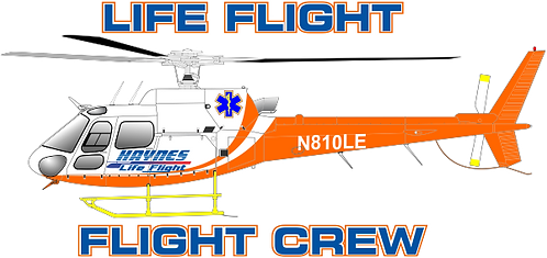 AS350#001- ALABAMA - HAYNES LIFE FLIGHT N810LE