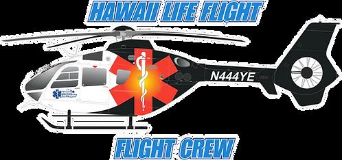 EC135#087 HAWAII - LIFE FLIGHT