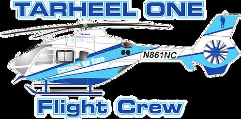 EC135#054 NORTH CAROLINA - TARHEEL ONE
