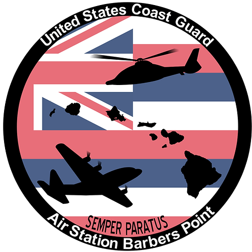CGPD#003 CGAS BARBERS POINT