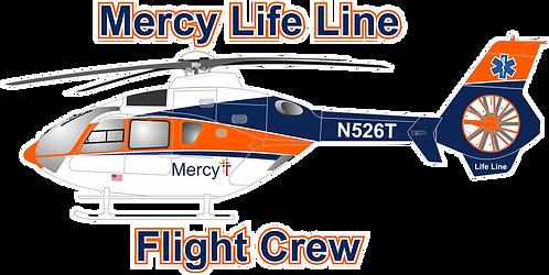 EC135#067 MISSOURI - MERCY LIFE LINE