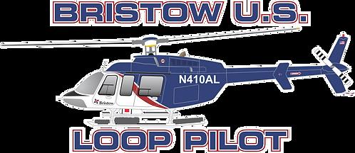 CU#007 BRISTOW BELL-407