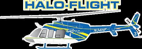 B407#110 - TEXAS - HALO FLIGHT 3