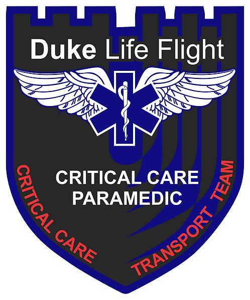 PD#105 DUKE LIFE FLIGHT