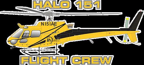 AS350#011 - ARIZONA - PHI HALO 151