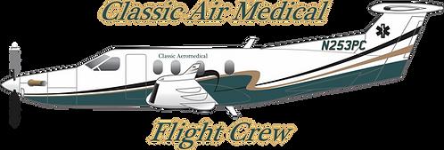 PC12#003  CLASSIC AIR MEDICAL