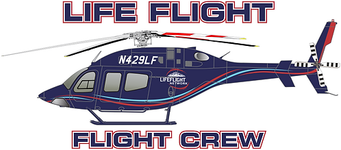 BE429#007 ORIGON - LIFE FLIGHT NETWORK