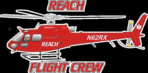 AS350#023 - CALIFORNIA- REACH