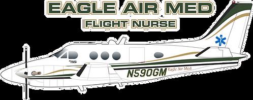 BC#012 EAGLE AIR MED- N590GM
