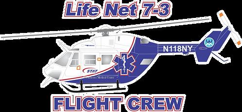 BK-117#034 NY LIFENET 7-3