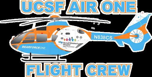 EC135#105 CALIFORNIA - UCSF AIR ONE