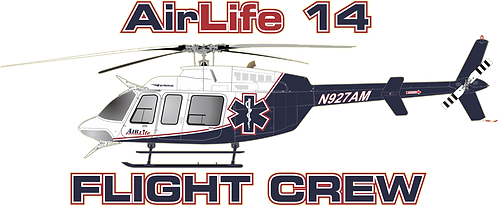 BELL407#041 - GEORGIA - AIRLIFE