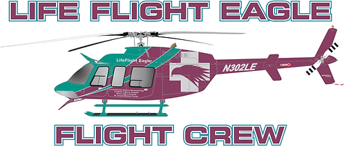 B407#057 -MISSOURI - LIFE FLIGHT EAGLE N302LE