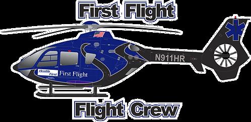 EC135#096 FLORIDA - FIRST FLIGHT NEW