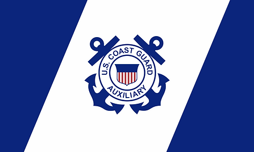 CGAUX#002 COAST GUARD AUXILIARY ENSIGN