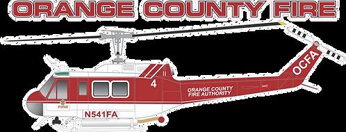 FB#001 ORANGE COUNTY BELL-205