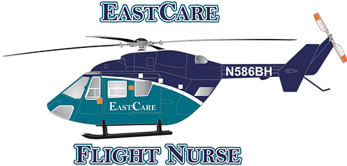 BK117#051 NORTH CAROLINA - EAST CARE