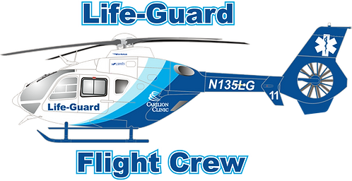 EC135#094 FLORIDA - LIFE-GUARD
