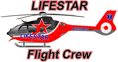EC135#017  TEXAS - LIFESTAR P3