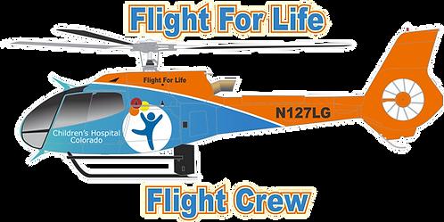 EC130#006 - COLORADO - FLIGHT FOR LIFE