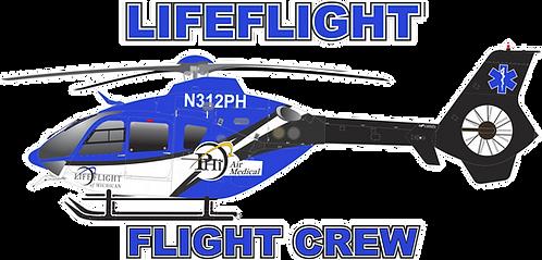 EC135#070 MICHIGAN - LIFE FLIGHT