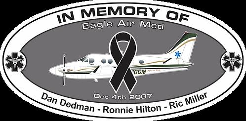 Memorial EAGLE AIR MED OCT 4TH 2007