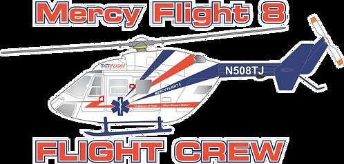 BK-117#037 NY MERCY FLIGHT 8